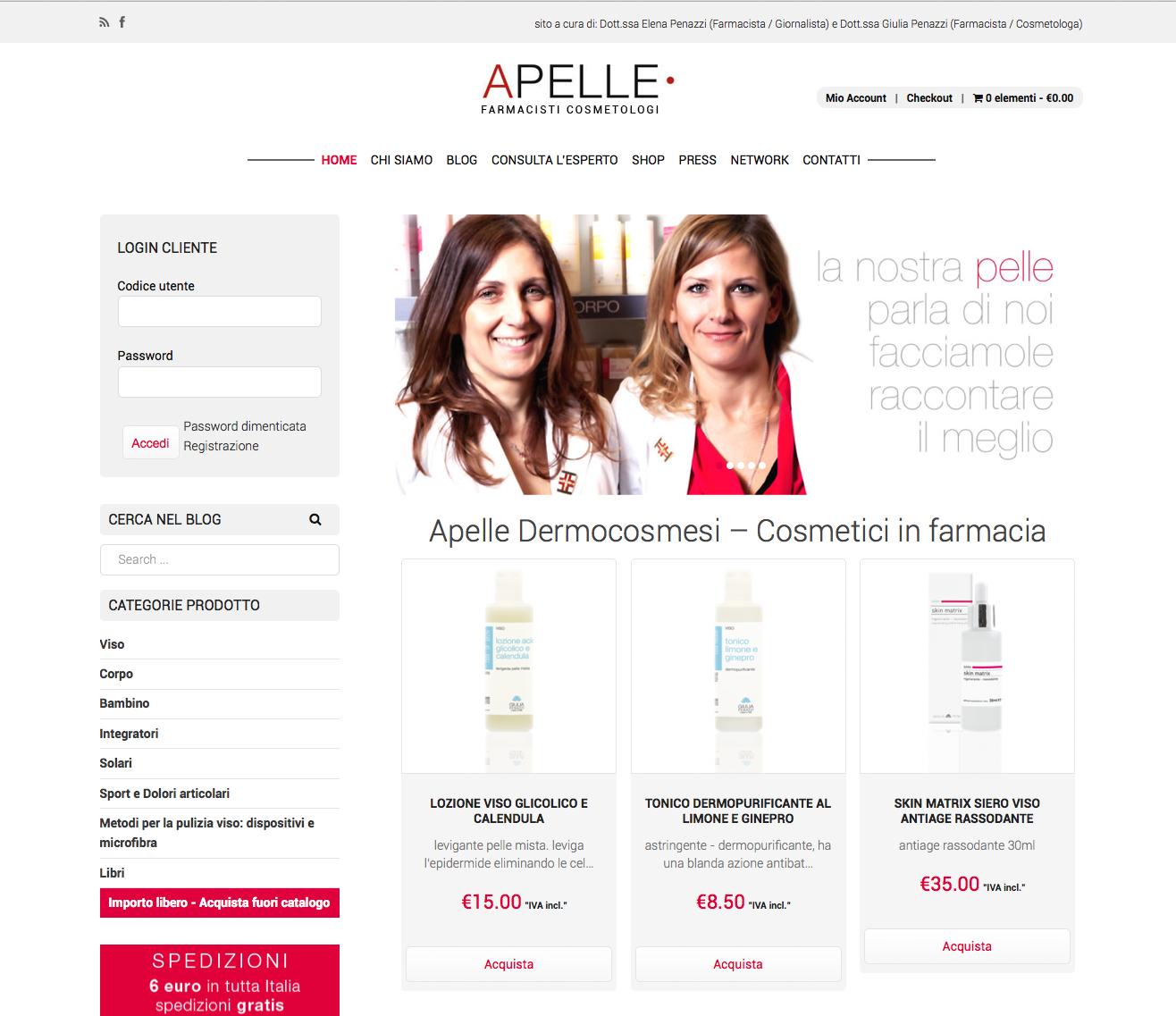 sito apelle.it